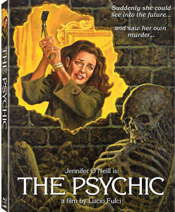 The Psychic (Blu-ray): Ronin Flix - Slipcover