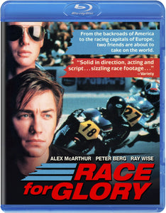 Race for Glory (Blu-ray): Ronin Flix