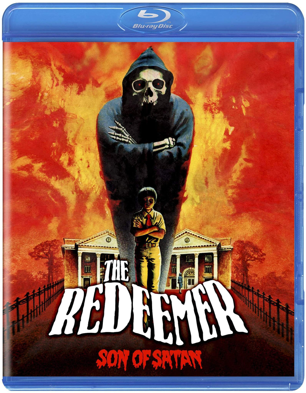 The Redeemer (Blu-ray): Ronin Flix