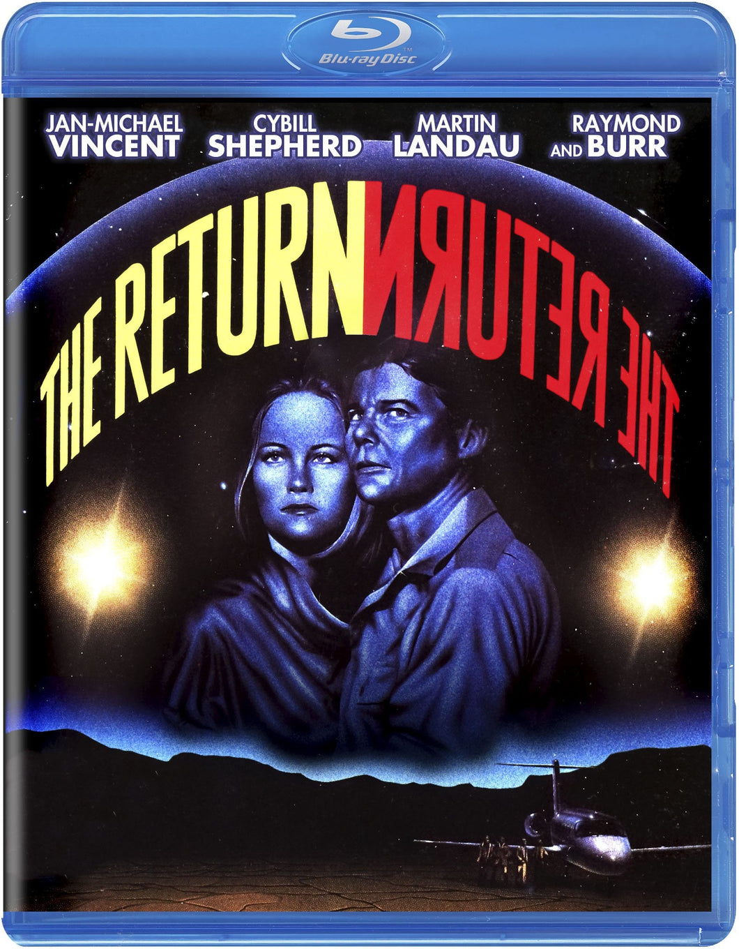 The Return (Blu-ray): Ronin Flix