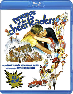 Revenge of the Cheerleaders (Blu-ray): Ronin Flix