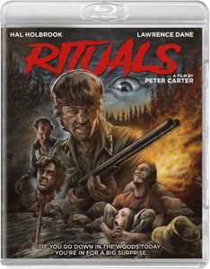 The Rituals (Blu-ray): Ronin Flix