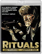 Load image into Gallery viewer, The Rituals (Blu-ray): Ronin Flix - Reversible Cover