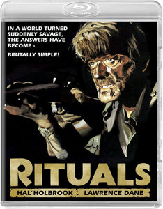 The Rituals (Blu-ray): Ronin Flix - Reversible Cover