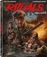 Load image into Gallery viewer, The Rituals (Blu-ray): Ronin Flix - Slipcover