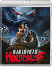 Load image into Gallery viewer, Robot Holocaust (Blu-ray): Ronin Flix - Reversible Cover