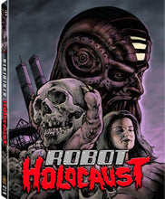 Load image into Gallery viewer, Robot Holocaust (Blu-ray): Ronin Flix - Slipcover