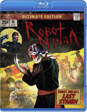 Load image into Gallery viewer, Robot Ninja (Blu-ray): Ronin Flix