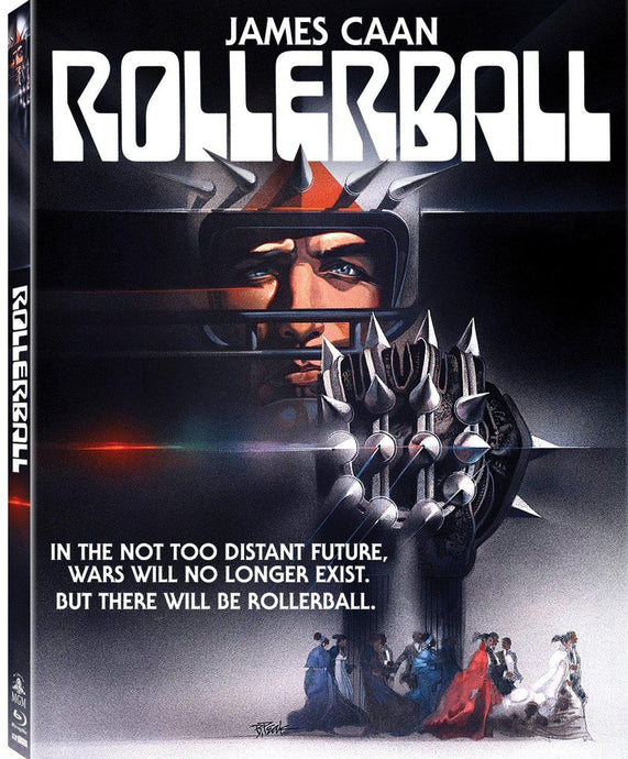 Rollerball (Blu-ray): Ronin Flix - Slipcover