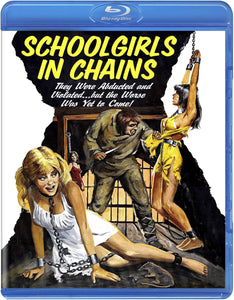 Schoolgirls in Chains (Blu-ray): Ronin Flix