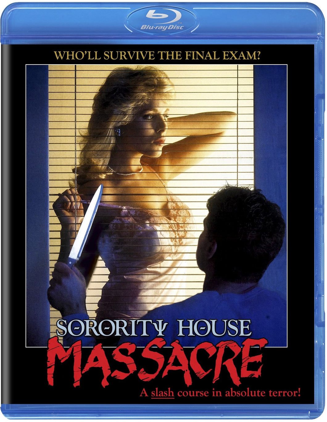 Sorority House Massacre (Blu-ray): Ronin Flix