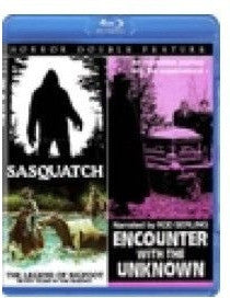 Sasquatch / Encounter with the Unknown (Blu-ray): Ronin Flix