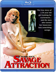 Savage Attraction (Blu-ray): Ronin Flix