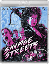 Load image into Gallery viewer, Savage Streets (Blu-ray): Ronin Flix