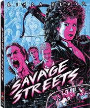 Load image into Gallery viewer, Savage Streets (Blu-ray): Ronin Flix - Slipcover