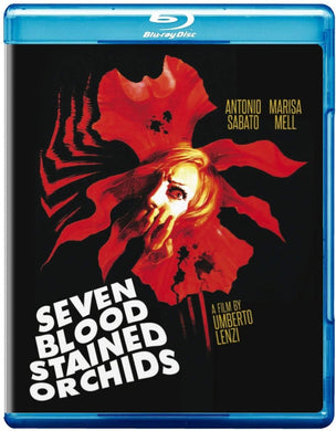 Seven Blood-Stained Orchids (Blu-ray): Ronin Flix