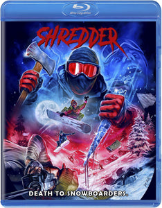 Shredder (Blu-ray): Ronin Flix