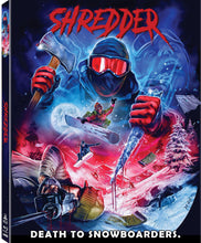 Load image into Gallery viewer, Shredder (Blu-ray): Ronin Flix - Slipcover