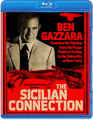 The Sicilian Connection (Blu-ray): Ronin Flix