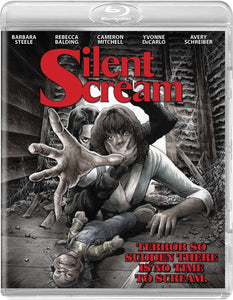 Silent Scream (Blu-ray): Ronin Flix