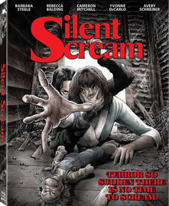 Silent Scream (Blu-ray): Ronin Flix - Slipcover