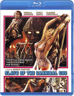 Slave of the Cannibal God (Blu-ray): Ronin Flix