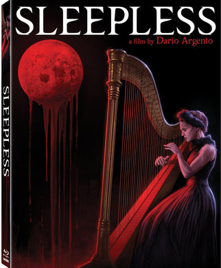 Sleepless (Blu-ray): Ronin Flix - Slipcover