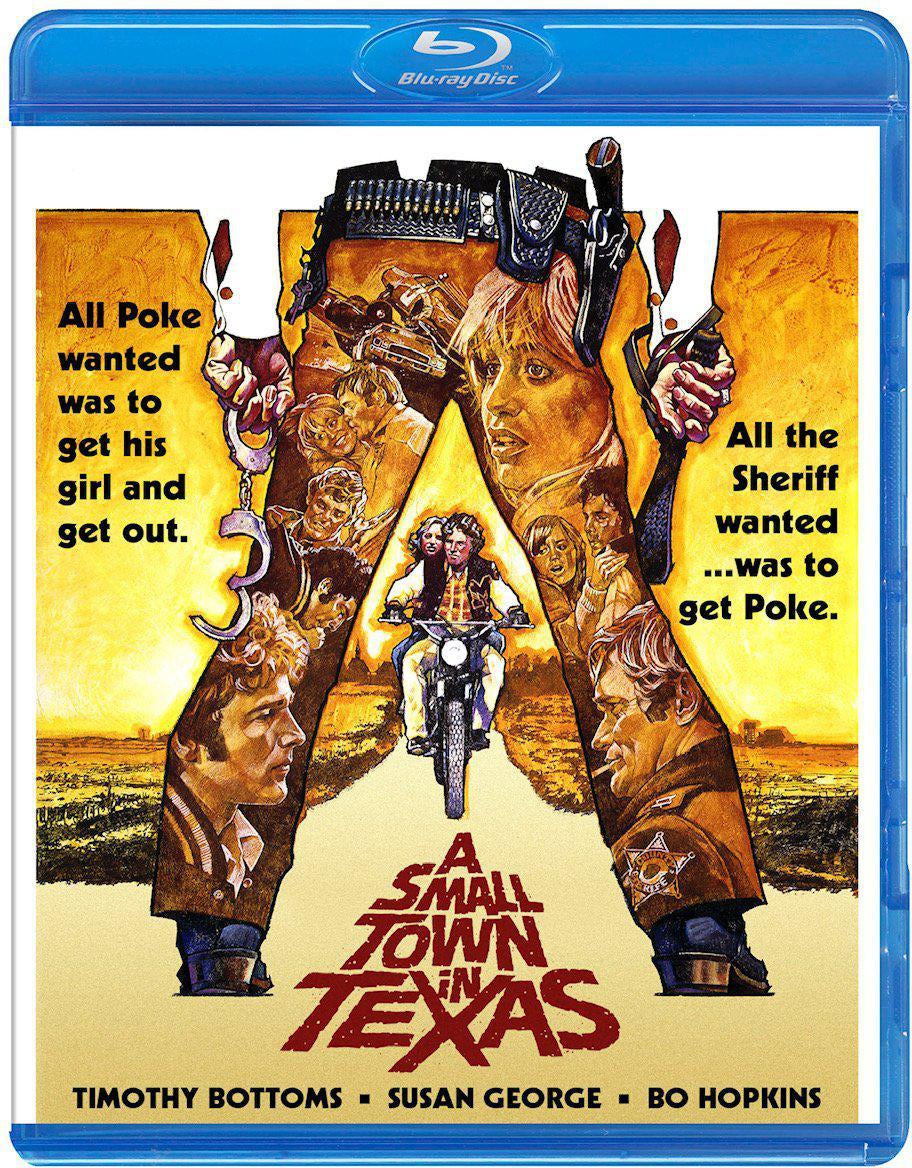 A Small Town in Texas (Blu-ray): Ronin Flix