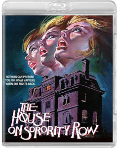 The House on Sorority Row (Blu-ray): Ronin Flix - Reversible Cover