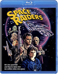 Space Raiders (Blu-ray): Ronin Flix
