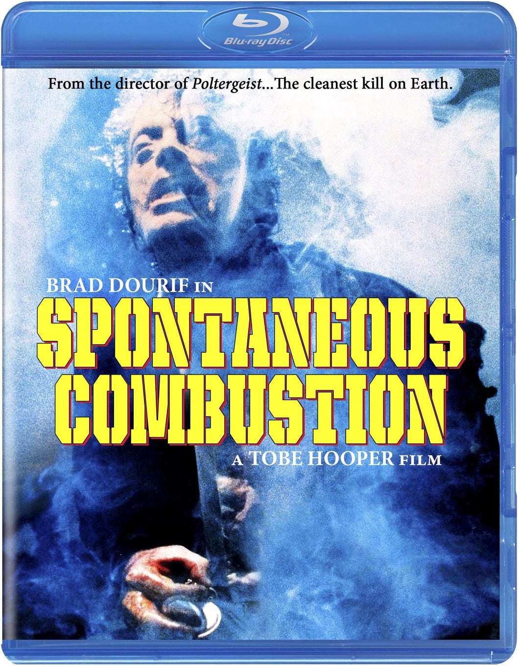 Spontaneous Combustion (Blu-ray): Ronin Flix