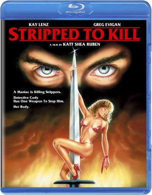 Stripped to Kill (Blu-ray): Ronin Flix