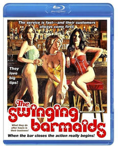 The Swinging Barmaids (Blu-ray): Ronin Flix