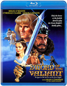 Sword of the Valiant (Blu-ray): Ronin Flix