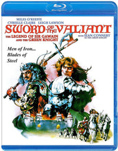 Load image into Gallery viewer, Sword of the Valiant (Blu-ray): Ronin Flix - Reversible Cover