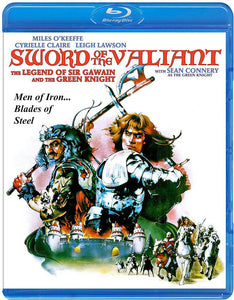 Sword of the Valiant (Blu-ray): Ronin Flix - Reversible Cover