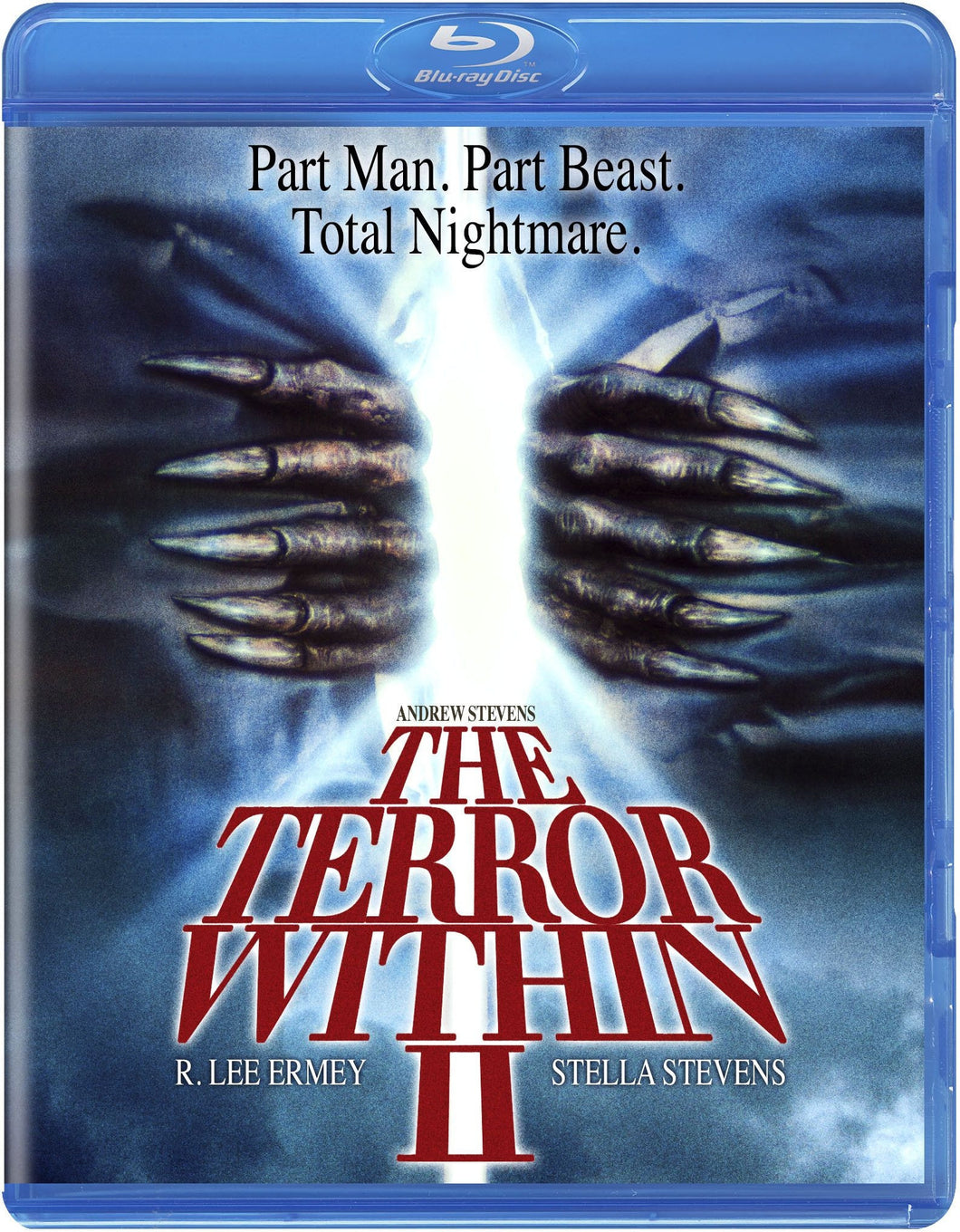 The Terror Within 2 (Blu-ray): Ronin Flix