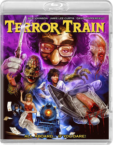 Terror Train (Blu-ray): Ronin Flix