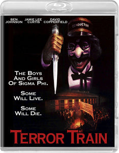 Terror Train (Blu-ray): Ronin Flix - Reversible Cover
