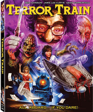 Load image into Gallery viewer, Terror Train (Blu-ray): Ronin Flix - Slipcover
