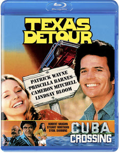 Texas Detour / Cuba Crossing (Blu-ray): Ronin Flix
