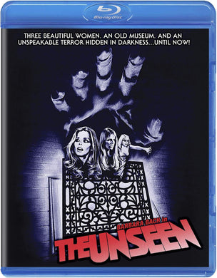 The Unseen (Blu-ray): Ronin Flix