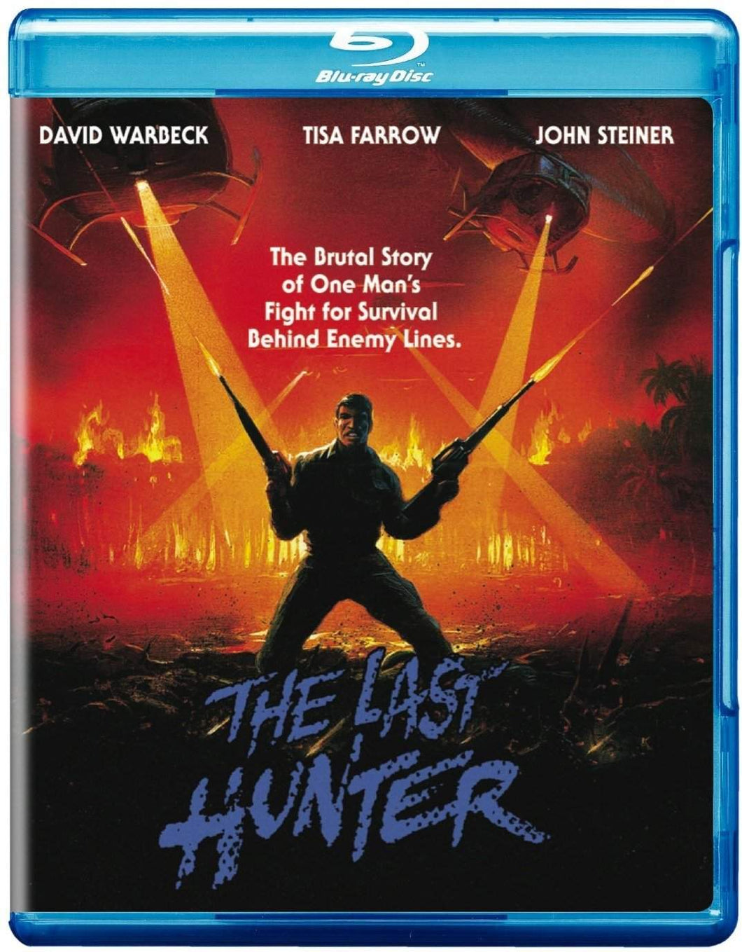 The Last Hunter (Blu-ray): Ronin Flix