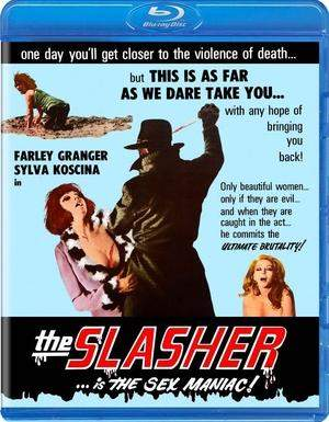 The Slasher (So Sweet, So Dead) (Blu-ray): Ronin Flix