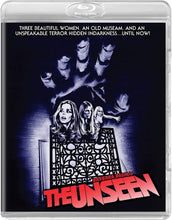 Load image into Gallery viewer, The Unseen (Blu-ray): Ronin Flix - Reversible Cover