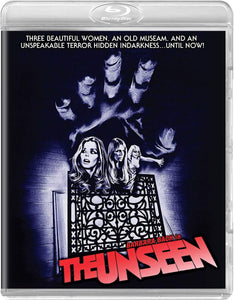 The Unseen (Blu-ray): Ronin Flix - Reversible Cover