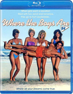 Where the Boys Are (Blu-ray): Ronin Flix