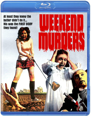 Weekend Murders (Blu-ray): Ronin Flix