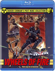 Wheels of Fire (Blu-ray): Ronin Flix