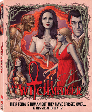 Witchmaker (Blu-ray): Ronin Flix - Slipcover